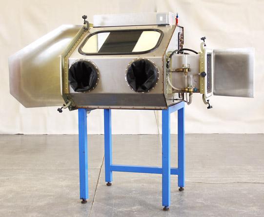 RCW-AEROSPACE - MEDIUM SIZE WELDING CHAMBER